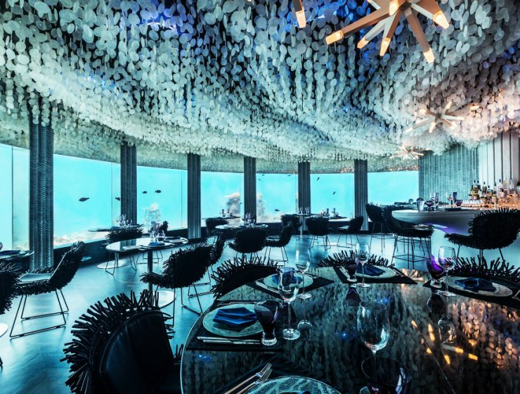 Most Luxurious Bars Around the World