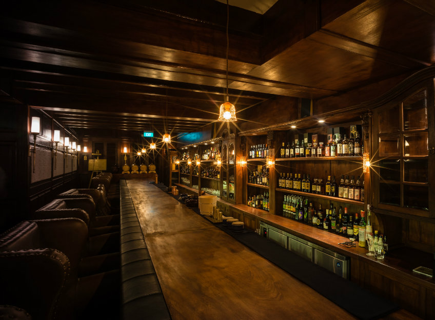 Singapore best bars that are a proof how nightlife has evolved