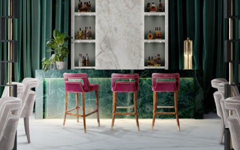 Best Bar Chairs - Hotel Bar Decor Inspiration