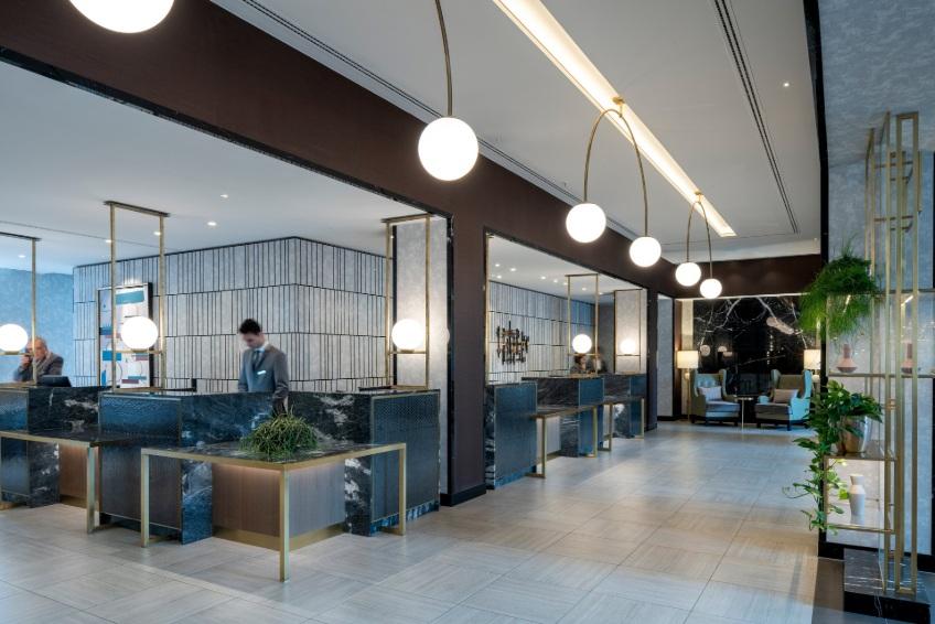 Hilton Munich by Goddard Littlefair
